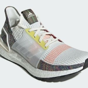 Adidas UltraBoost 19 Pride Running Shoes